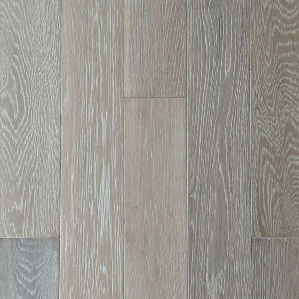 """Laurentian Hardwood, Gevaldo 4""""Brushed - White Oak Arctic Brushed (LAULMCE2R8FBR)"""