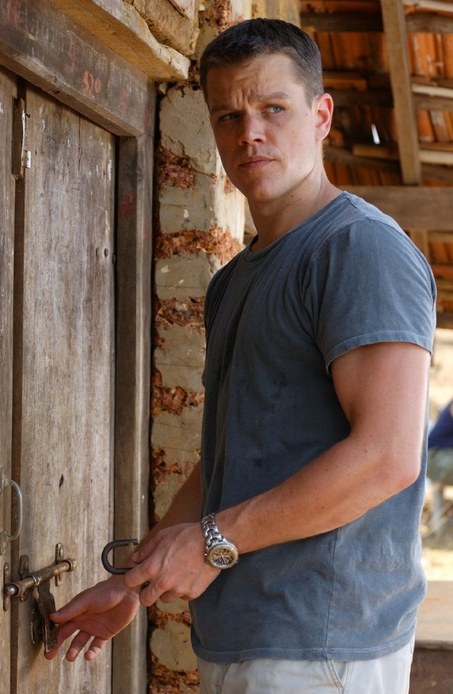 Jason Bourne - The Bourne Supremacy - played by Matt Damon