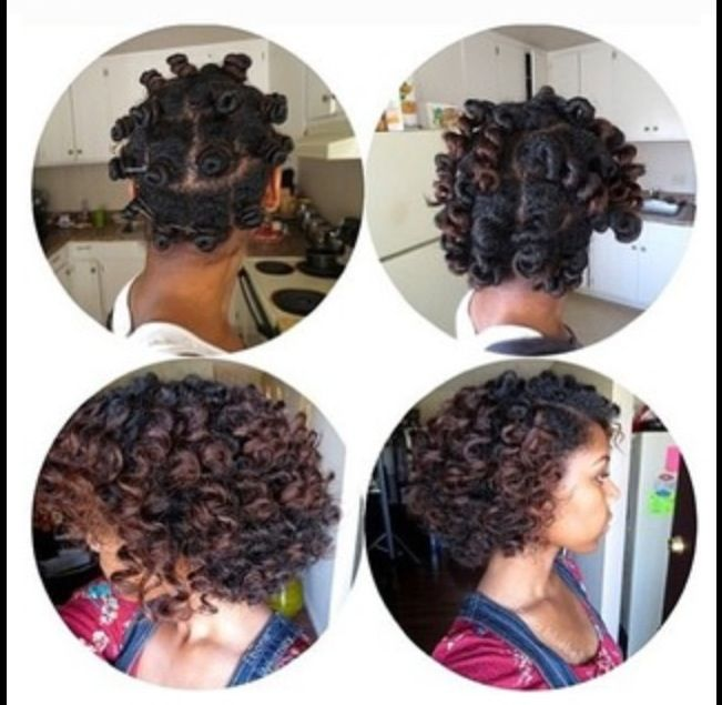 New Natural Black Hair Styles Going To Try This With My Sls After