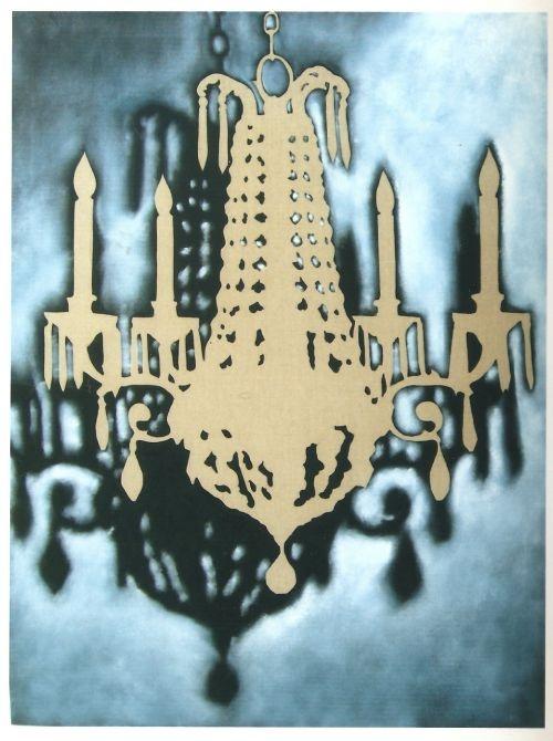 Hannu Palosuo, Today is frightening tomorrow of yesterday, olio su tela, 100x120, - 2010