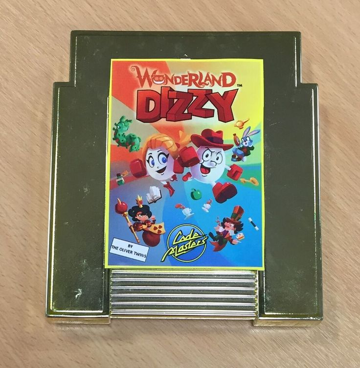 dizzy wonderland nes - Google Search