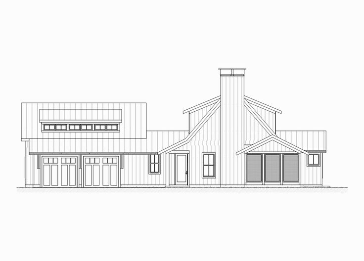 This Farmhouse Design Floor Plan Is 2218 Sq Ft And Has 3 Bedrooms And Has  Bathrooms.