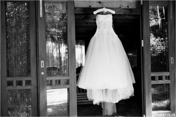 Wedding Photography Wedding Dress www.lunafay.co.za