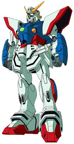 Shining Gundam from Mobile Fight G Gundam