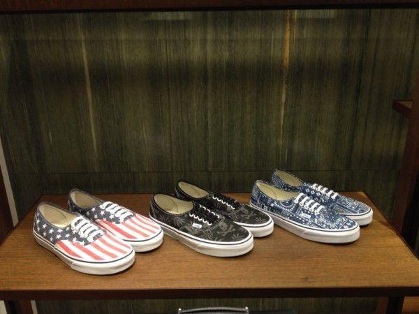 Vans #shoes #sneakers #SpringSummer #FolliFollie #collection