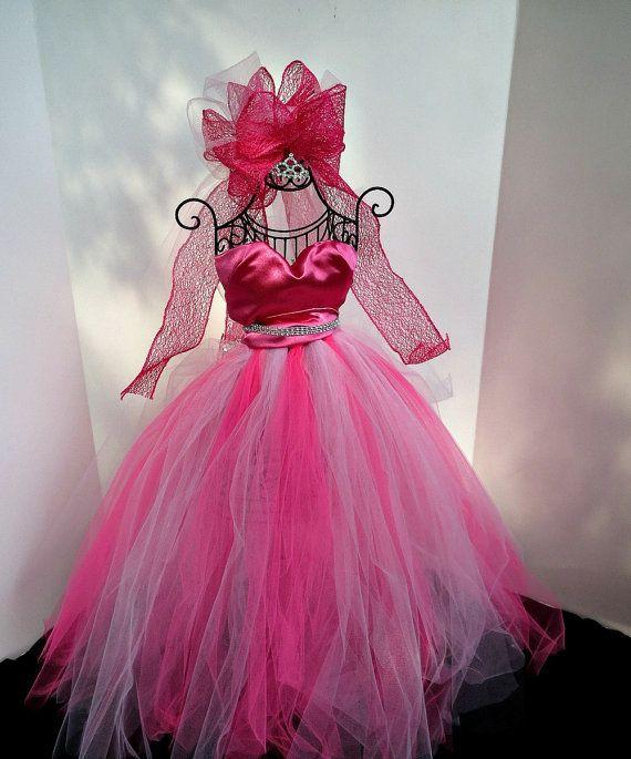 Cinderella Princess Birthday centerpiece by thealteredchick, $98.00