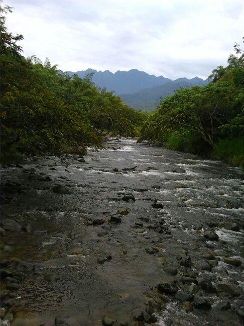 Farallones de Cali -Rio Pance.Colombia