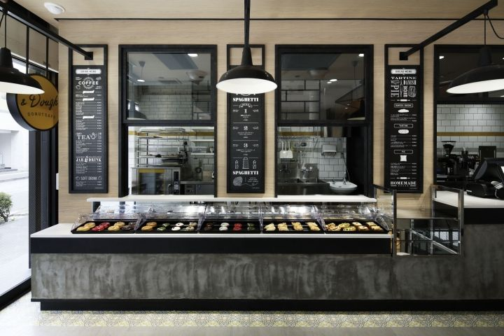 & Dough café by DOYLE COLLECTION, Tokyo – Japan » Retail Design Blog
