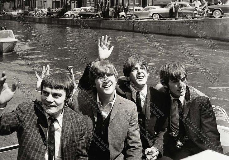 Rondvaart Beatles in Amsterdam