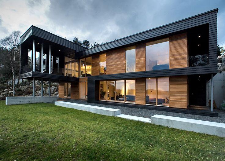 Villa Storingavika | Saunders Architecture