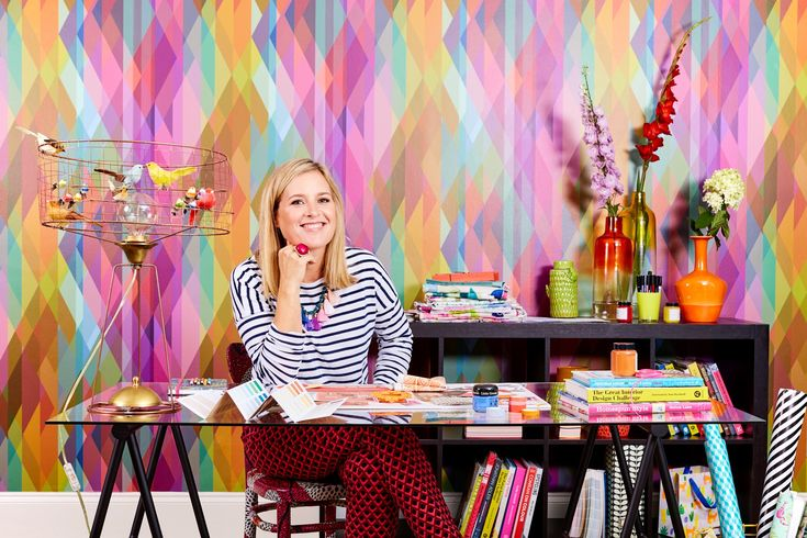 Anglian and Sophie Robinson Help Brits To Live A Life In Colour