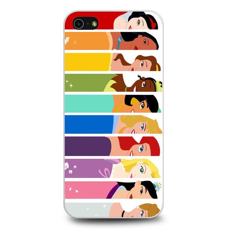 Disney Princess iPhone 5[S] Case