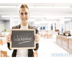 Restaurant Hostess Required for Benelli in Dubai