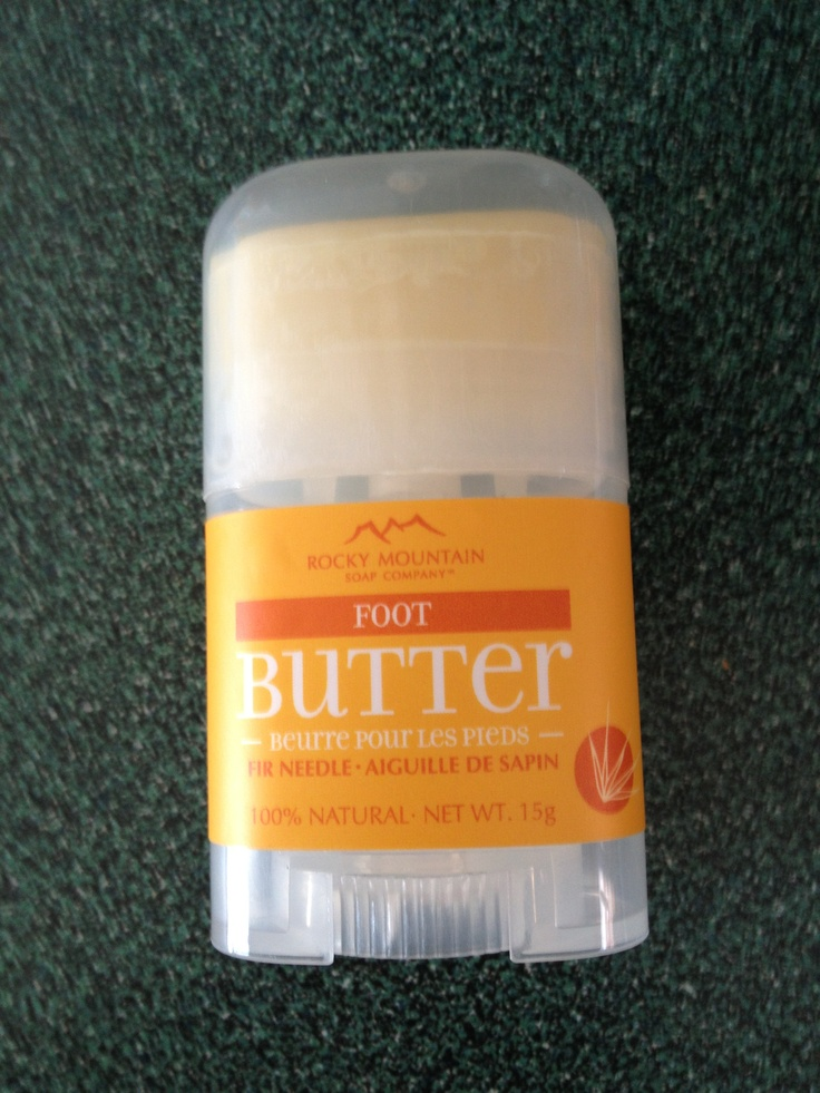 Best foot butter ever! Especially with sandal season approaching!!