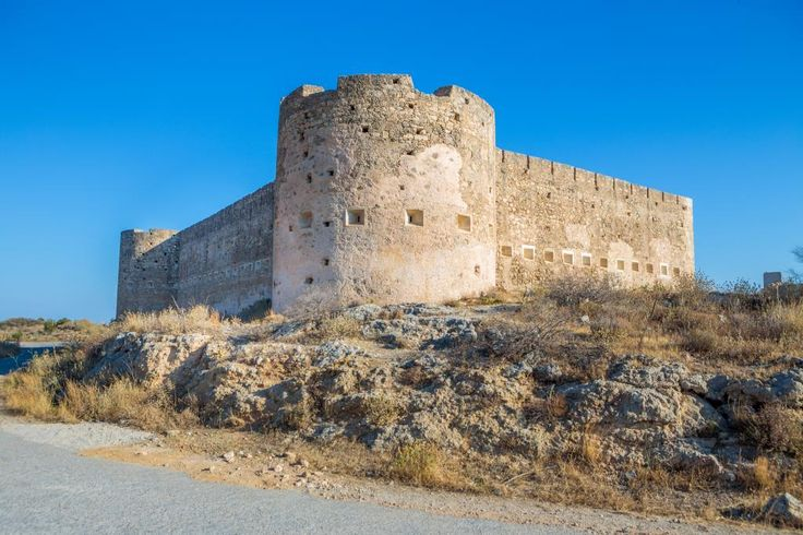 Ancient City of Aptera, Chania, Creete