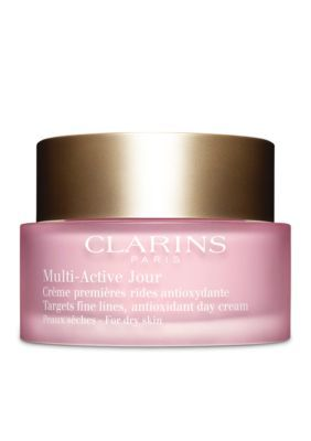 Clarins  Multi-Active Day Cream For Dry Skin Type -  - One Size