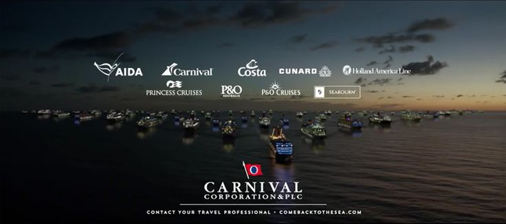 Carnival Corporation announced a major expansion and that they will the first global cruise company to have six cruise ships based in China.