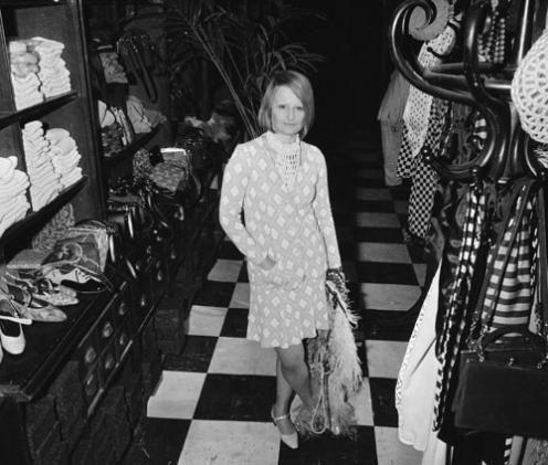 Inside The Biba Shop Swinging 60s London B I B A