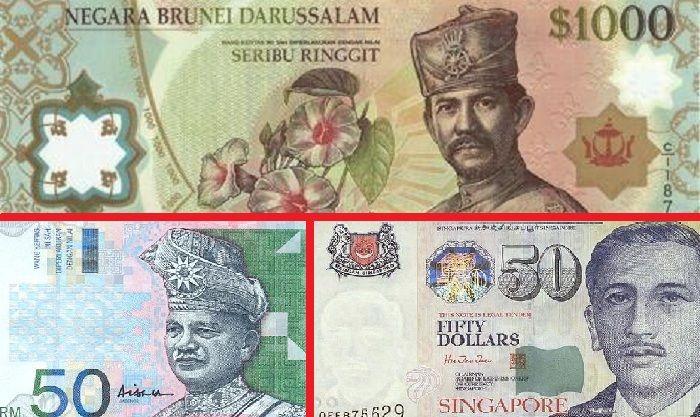 Orang-Orang Minang dalam Simbol Mata Uang Dunia