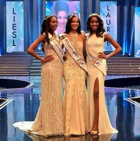 Miss SA 2015