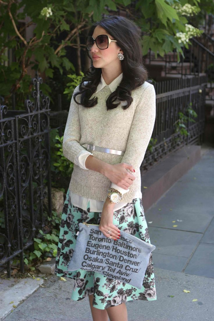 MariaOnPoint West | Village Stroll featuring @asos @jcrew @coach @americanapparel
