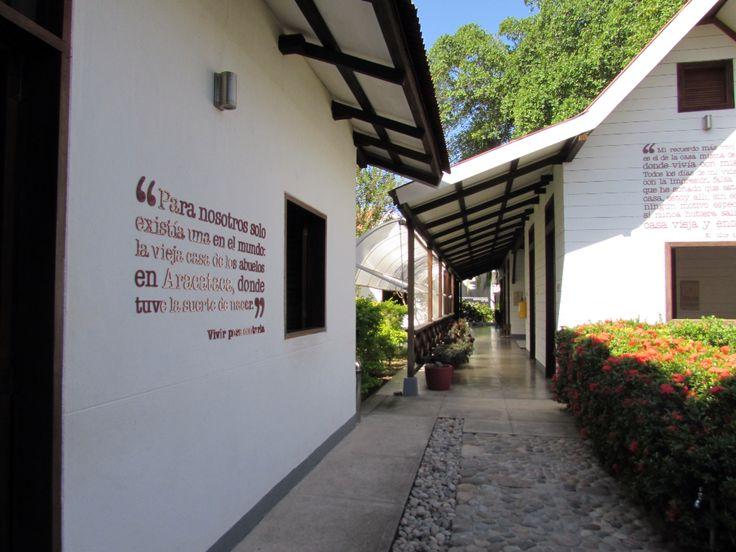 Casa museo Gabriel García Márquez, Aracataca, Magdalena. Colombia