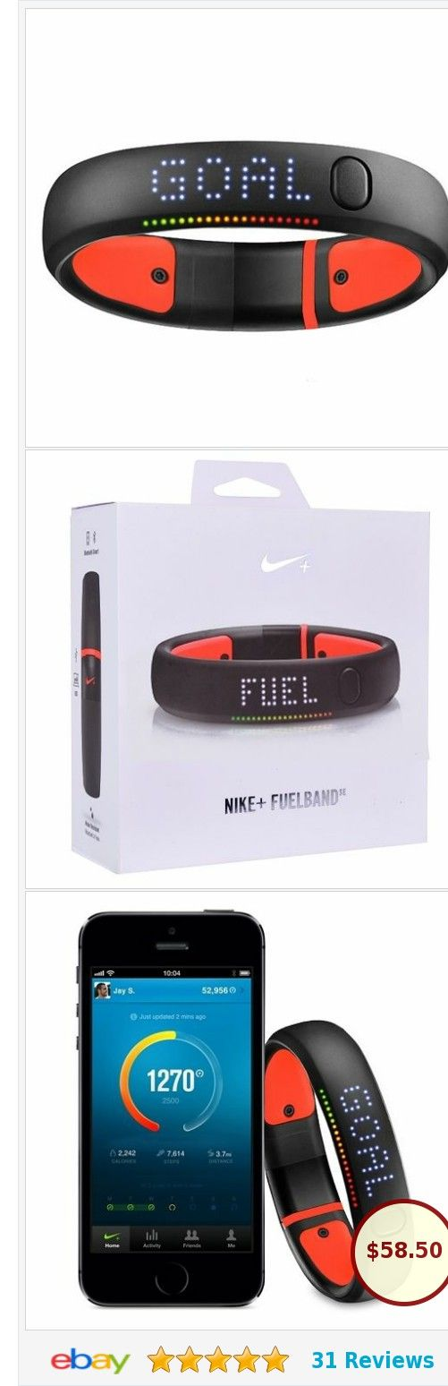 Nike+ FuelBand SE Fitness Monitor #ebay @kustomkandy http://www.ebay.com/itm/Nike-FuelBand-SE-Fitness-Monitor-Small-w-Bluetooth-4-0-Black-Crimson-/162570487333