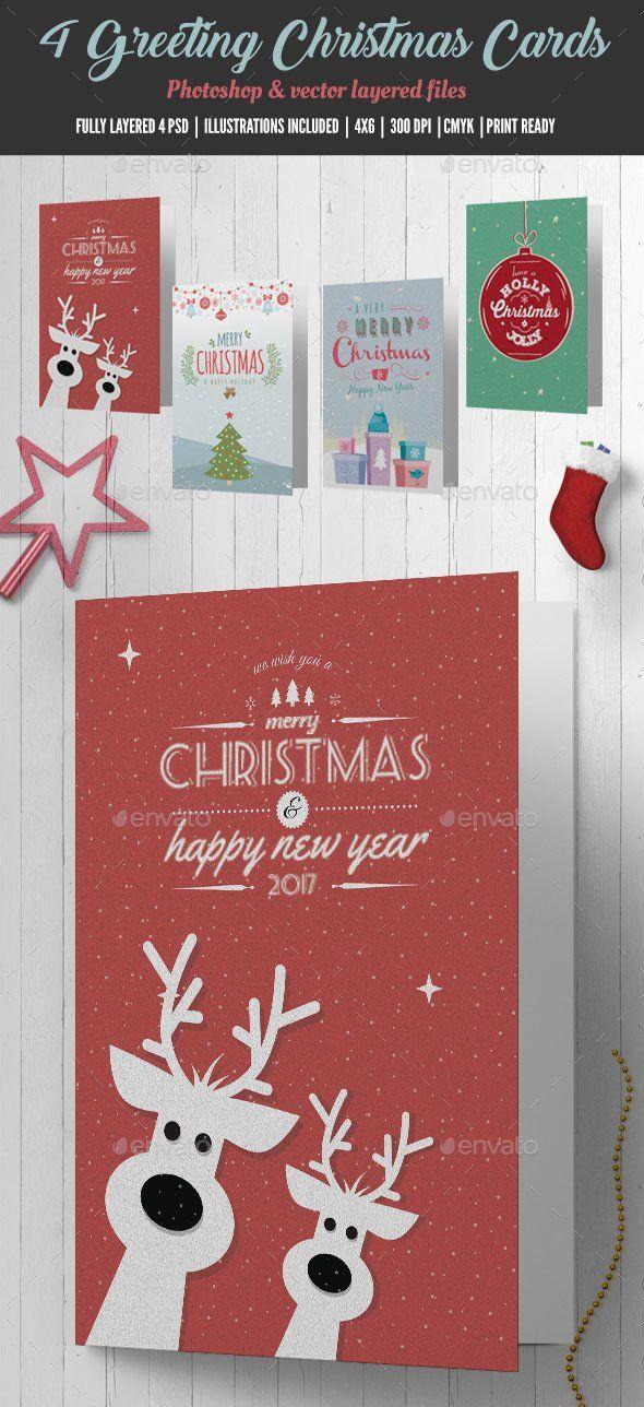 4x6 Christmas Card Templates Elegant 45 Christmas Premium Free Psd Holiday Ca Photoshop Christmas Card Template Holiday Card Template Christmas Card Template