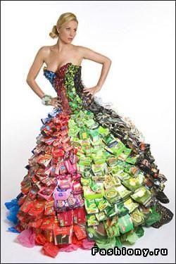 Какое платье можно сделать на осенний бал и выиграть