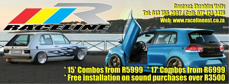 Our current specials (from 09/01/2014) http://www.racelinenst.co.za/