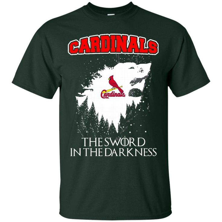 St. Louis Cardinals Game Of Thones T shirts The Sword In The Darkness Hoodies Sweatshirts