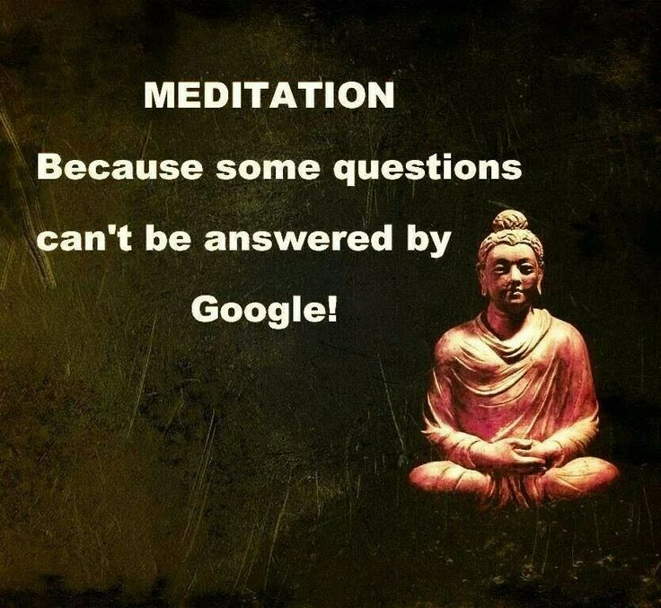 Why meditate daily