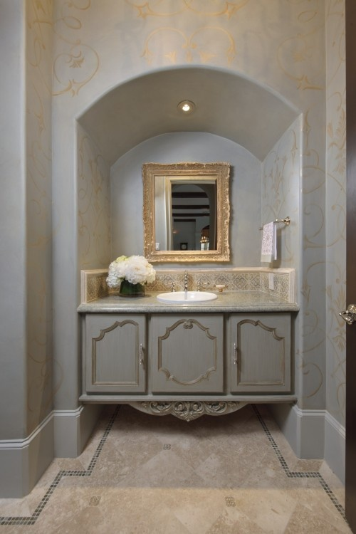 153 Best French Country Bath Images On Pinterest Bathrooms Bathroom And Country French