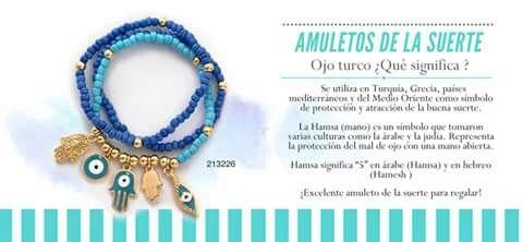 Amuletos de la suerte