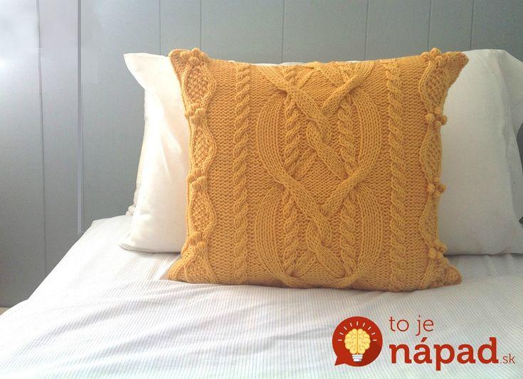 Máte doma starý sveter? Pozrite sa, čo všetko sa z neho dá vytvoriť. Viac podobných kreatívnych nápadov nájdete na http://tojenapad.dobrenoviny.sk/mate-doma-stary-sveter-pozrite-sa-ake-krasne-veci-z-neho-mozete-vytvorit/  #sweater #cardigan #decorations #creative #sveter #dizajn #design #tojenapad