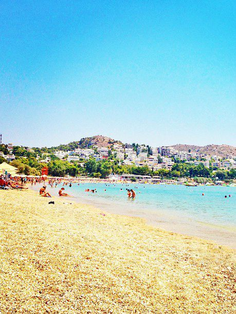 Vouliagmeni Beach - 10 of the best beaches in Greece
