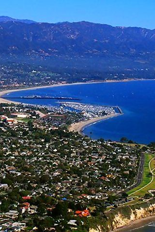 Santa Barbara is much like heaven on earth.  Except for the price of real estate. Going there for spring break this year with the kids!