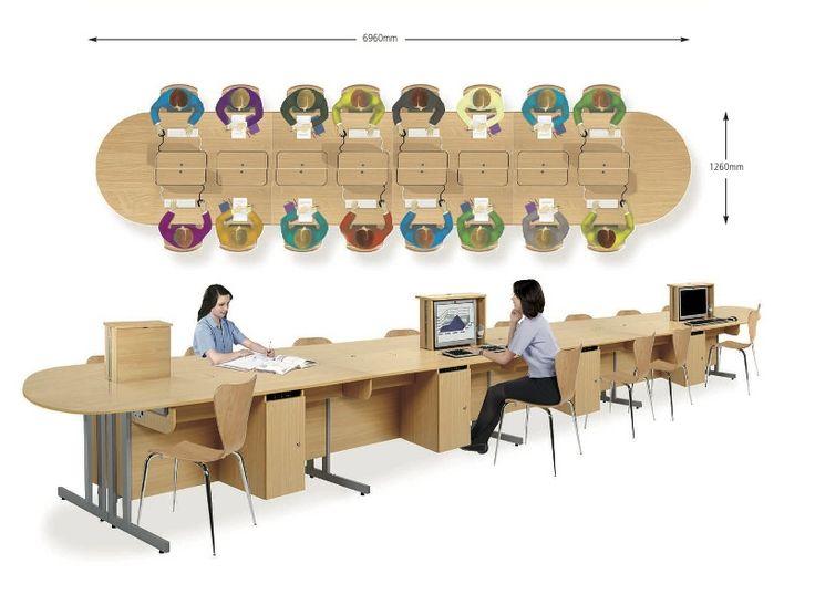 Computer Lab Design   Google Search
