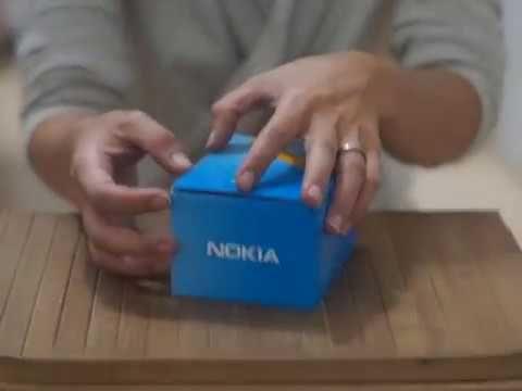 Unboxing Nokia E63