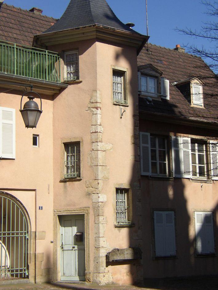 Ancien presbytère - #Mulhouse - #Alsace
