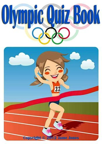 Free Kindle Kids Book Olympic Quiz Book