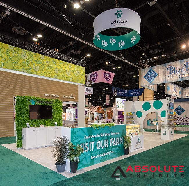 Pet Releaf Global Pet Expo 2020 in 2020 Trade show