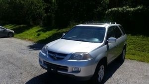 2006 Acura Mdx touring. Tech package. in Bowie, MD (sells for $7,000)
