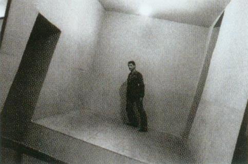 Gianni Colombo -Topoestezia, 1973