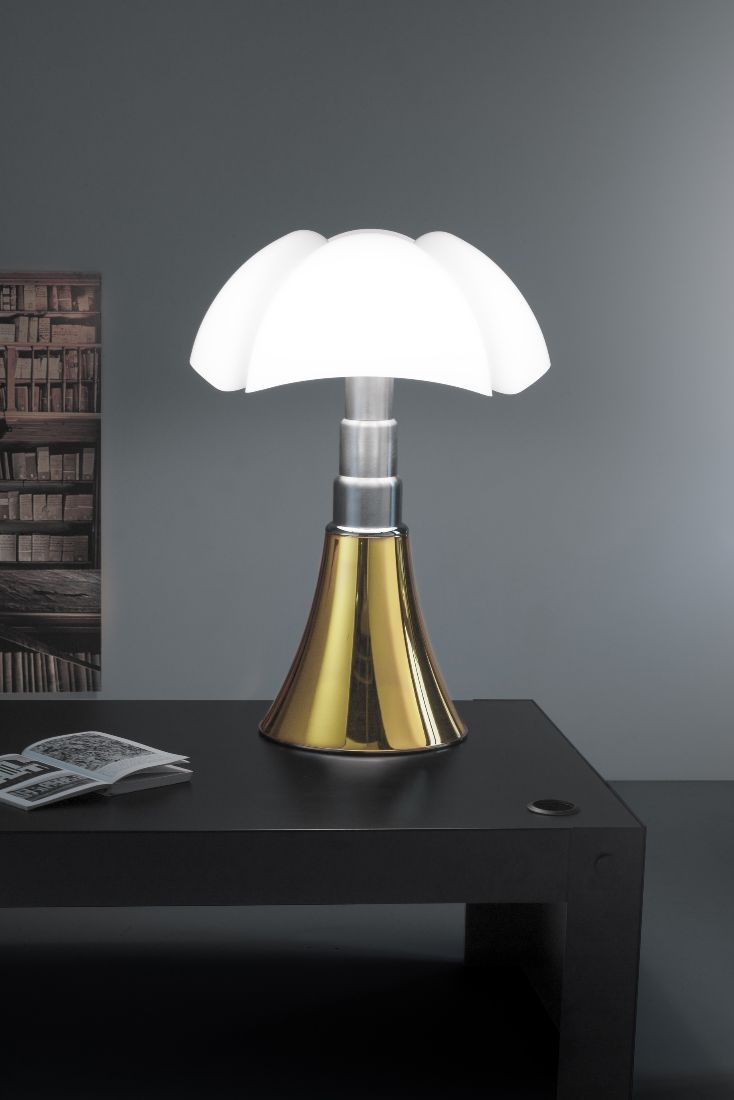 """This is the elegant """"Pipistrello"""" by Martinelli Luce! A true eye catcher :)"""