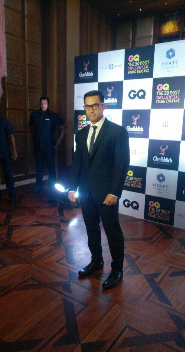 Aamir Khan #GQ