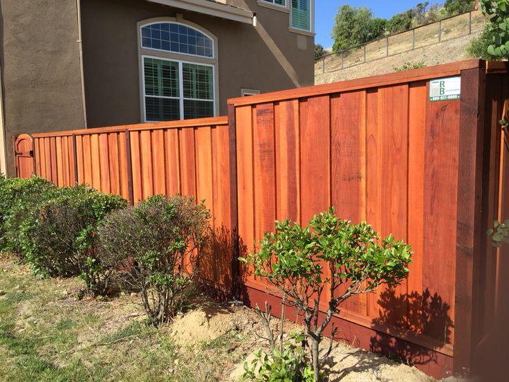 8 Best Danville Redwood Fence Amp Gates By Reuben Borg