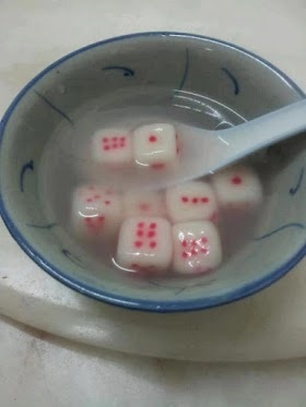 enjoy the sweet soup