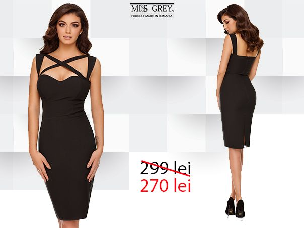 Looking for a dress that will give you a fabulous look no matter of the season? Choose a little black dress, perfect for any event. Discover the new discounted price for the black Celia dress in our online shop