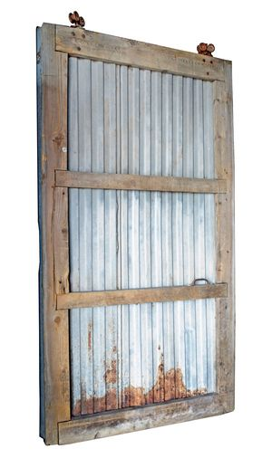 Iron and wood front doors - Images About Retro Industrial Doors On Pinterest Sliding Barn Doors